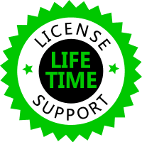 Lifetime License and Support